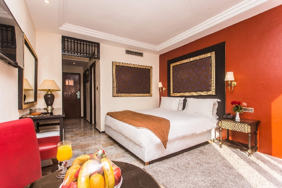 Stay at the El Andalous Lounge & Spa, Marrakech with Sunway