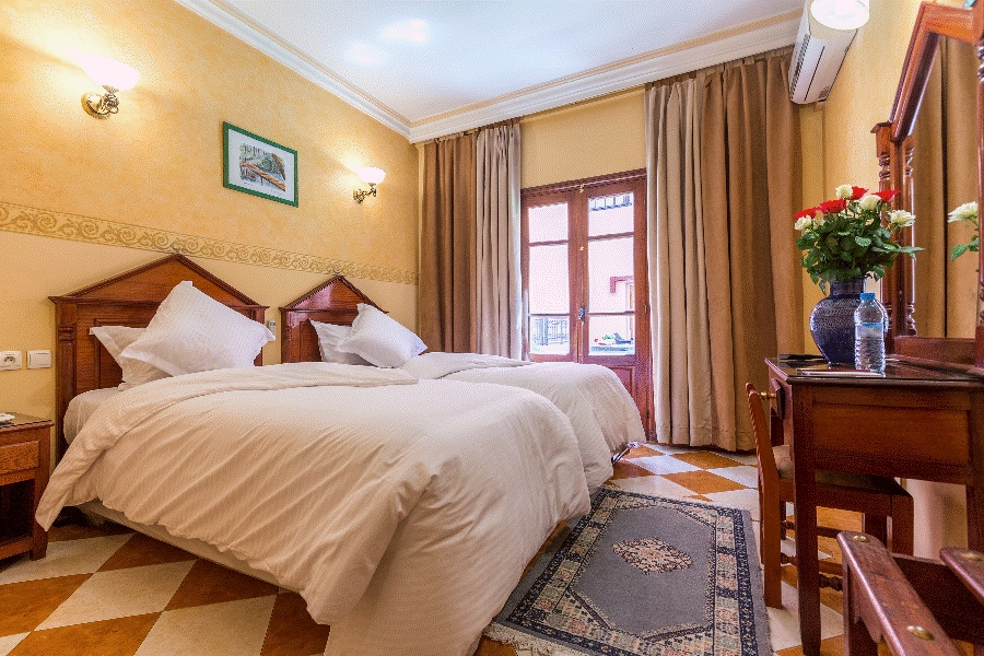 Stay at the Oudaya Hotel & Spa, Marrakech with Sunway