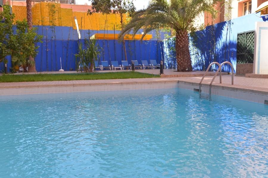 All Inclusive Sun Holidays to Meriem Hotel Marrakech