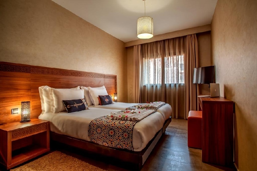 Stay at the Dellarosa Boutique Hotel, Marrakech with Sunway