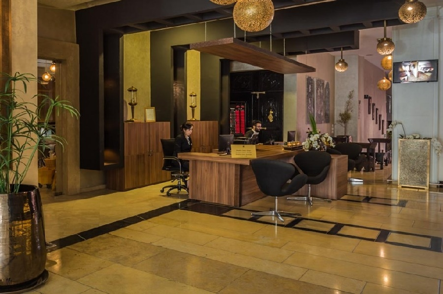Book the Dellarosa Boutique Hotel, Marrakech - Sunway.ie