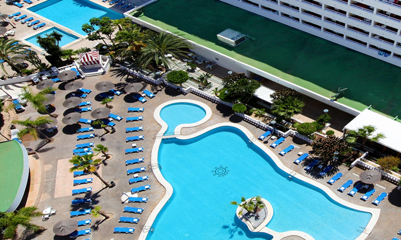 All Inclusive Sun Holidays to Poseidon Resort Hotel