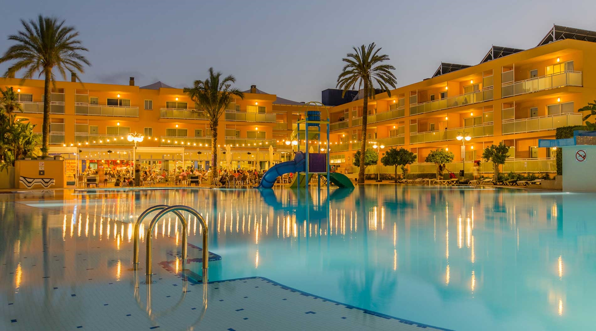 All Inclusive Sun Holidays to Terralta Apartments