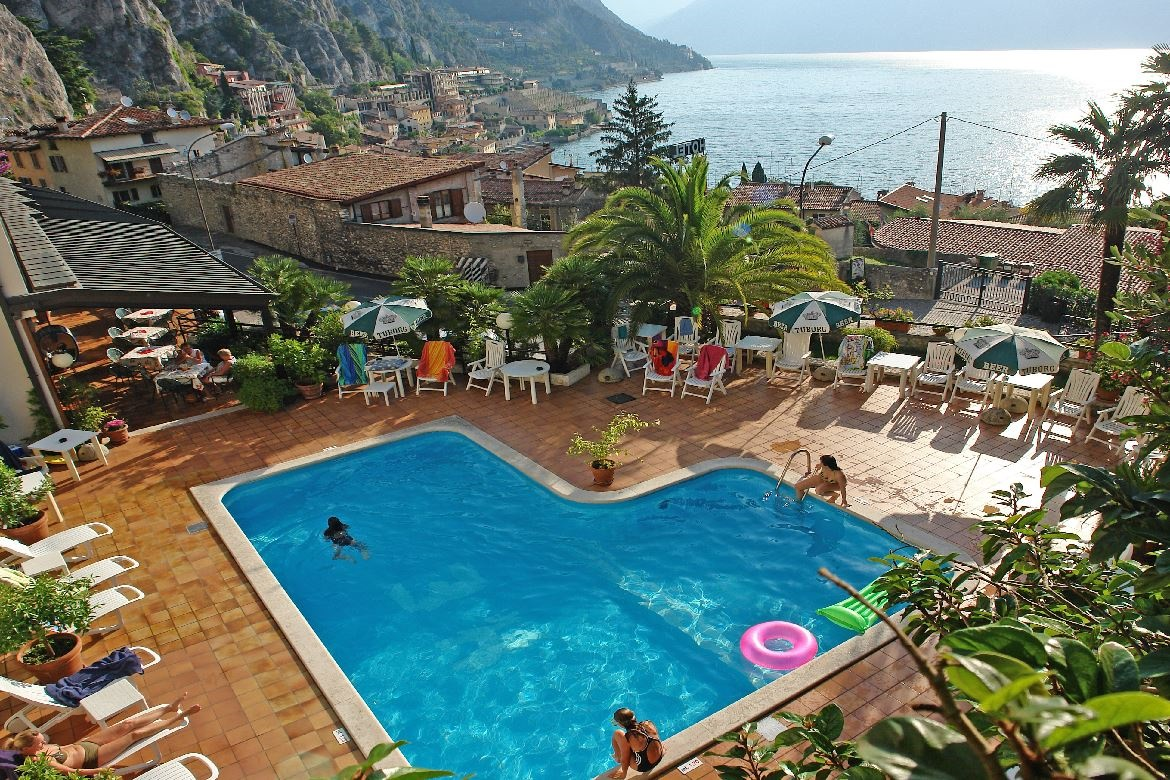 Stay at the Europa Hotel Limone, Limone with Sunway