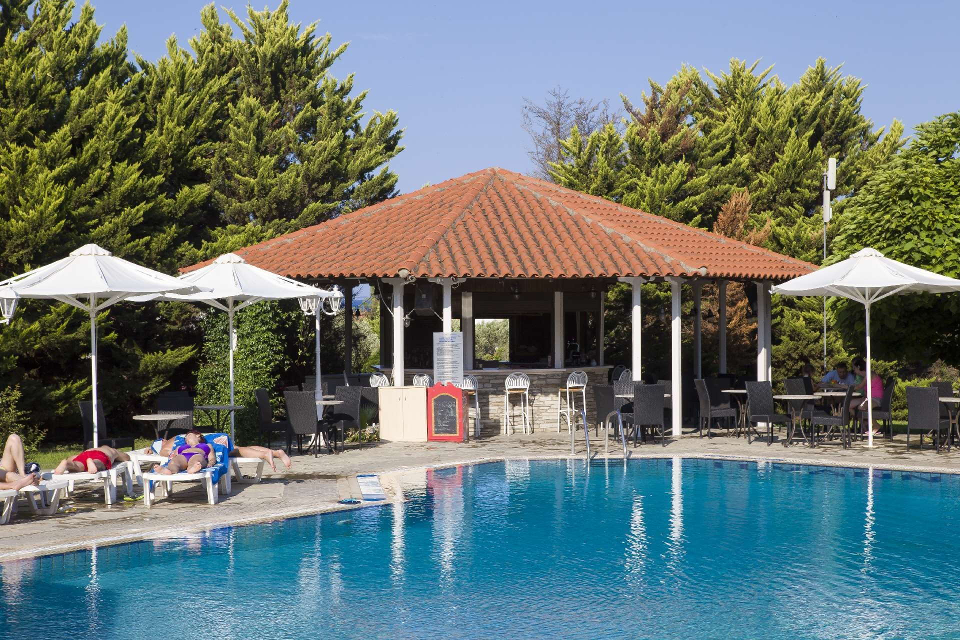 Book the Lily Ann Village, Sithonia - Sunway.ie
