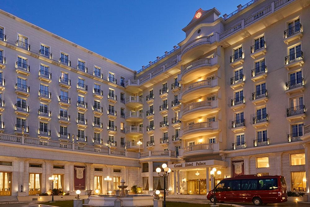 All Inclusive Sun Holidays to Grand Hotel Palace