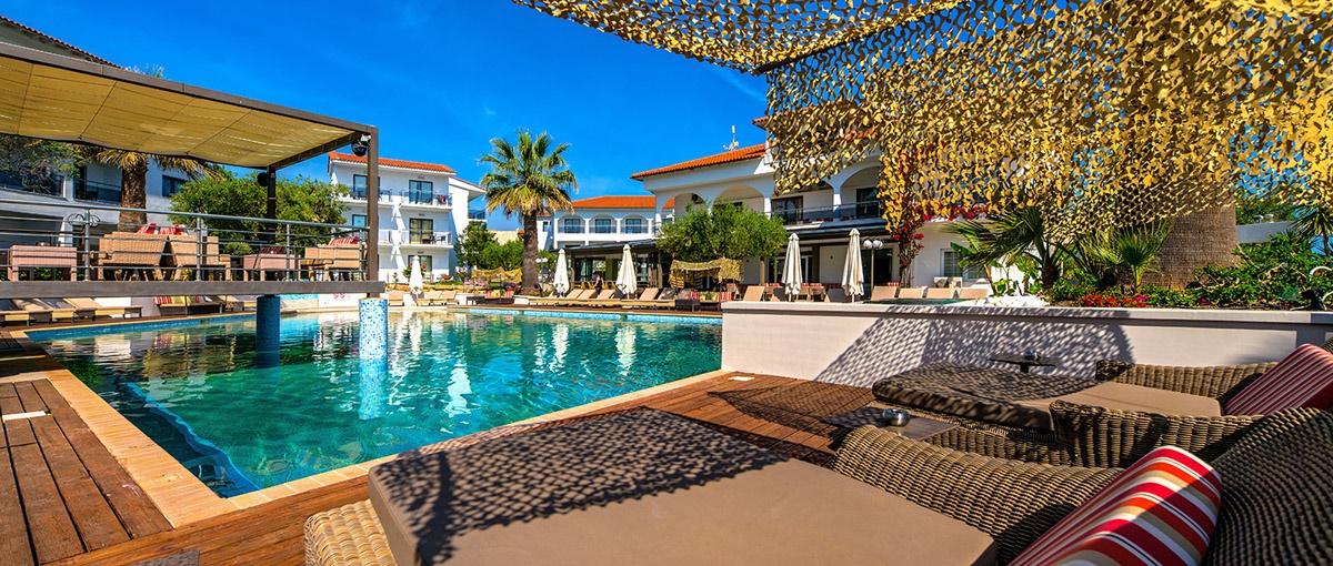 All Inclusive Sun Holidays to Flegra Palace
