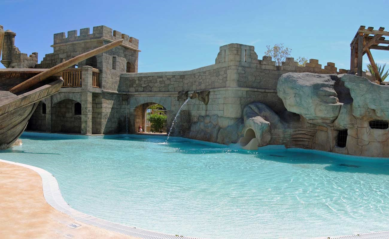 All Inclusive Sun Holidays to Pirates Village