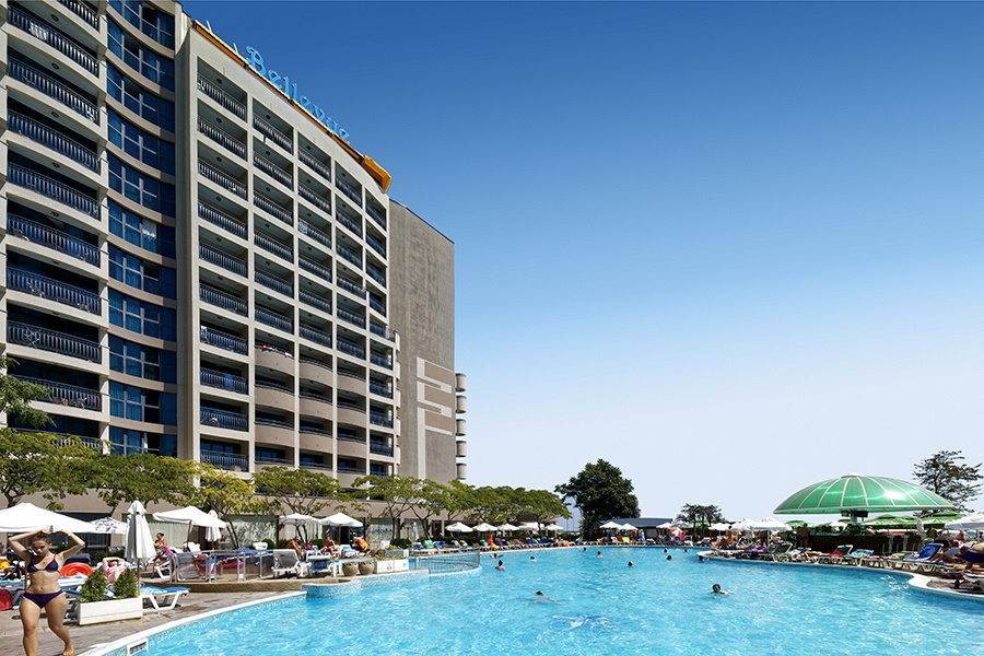 All Inclusive Sun Holidays to Bellevue Hotel