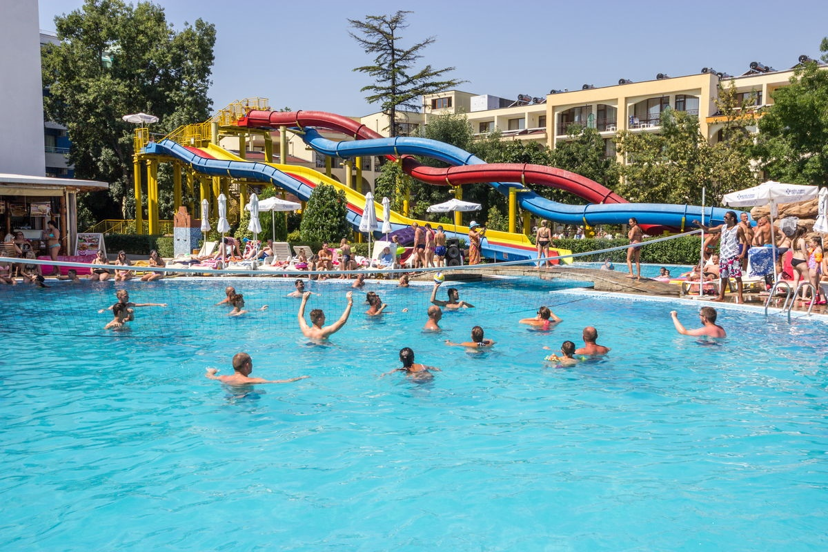 All Inclusive Sun Holidays to Kuban Resort & Aquapark