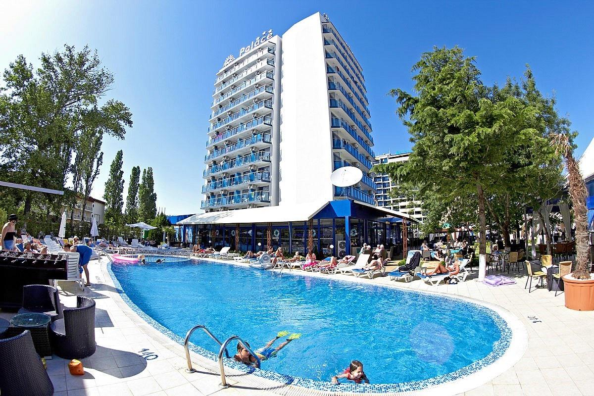 All Inclusive Sun Holidays to Palace Hotel Sunny Beach