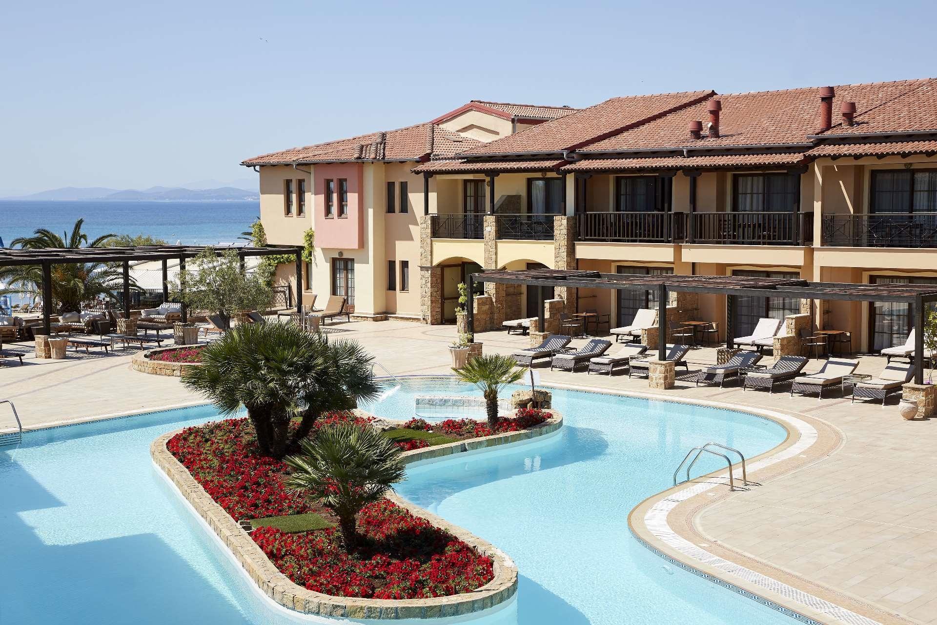 All Inclusive Sun Holidays to Anthemus Sea Beach Hotel & Spa