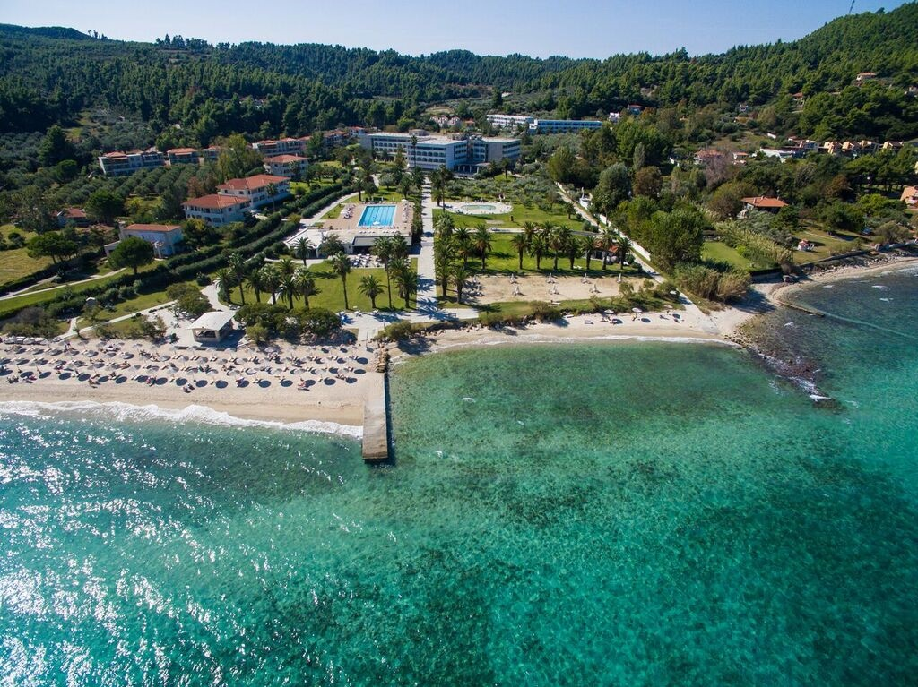 All Inclusive Sun Holidays to Kassandra Palace