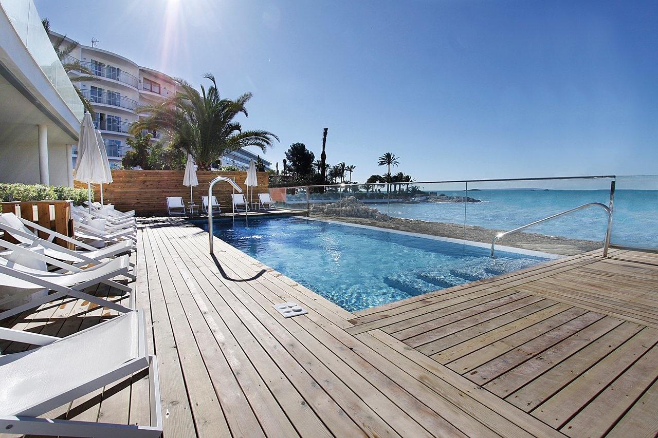 All Inclusive Sun Holidays to Nautico Ebeso Hotel