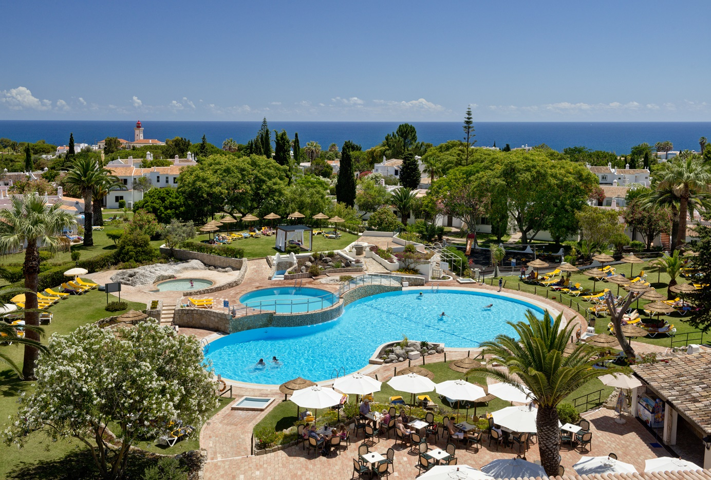 All Inclusive Sun Holidays to Rocha Brava Village Resort