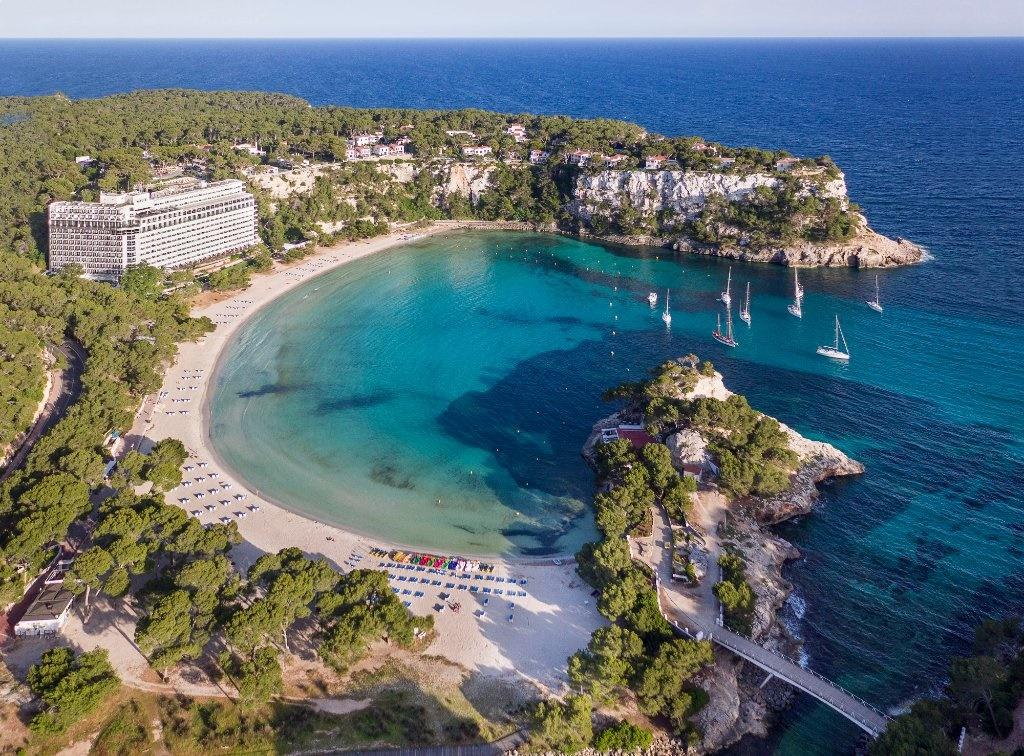 All Inclusive Sun Holidays to Melia Cala Galdana Hotel
