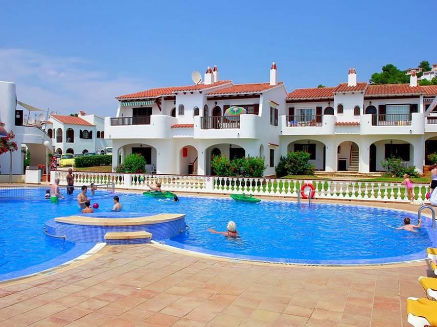 All Inclusive Sun Holidays to Son Bou Garden Apartments