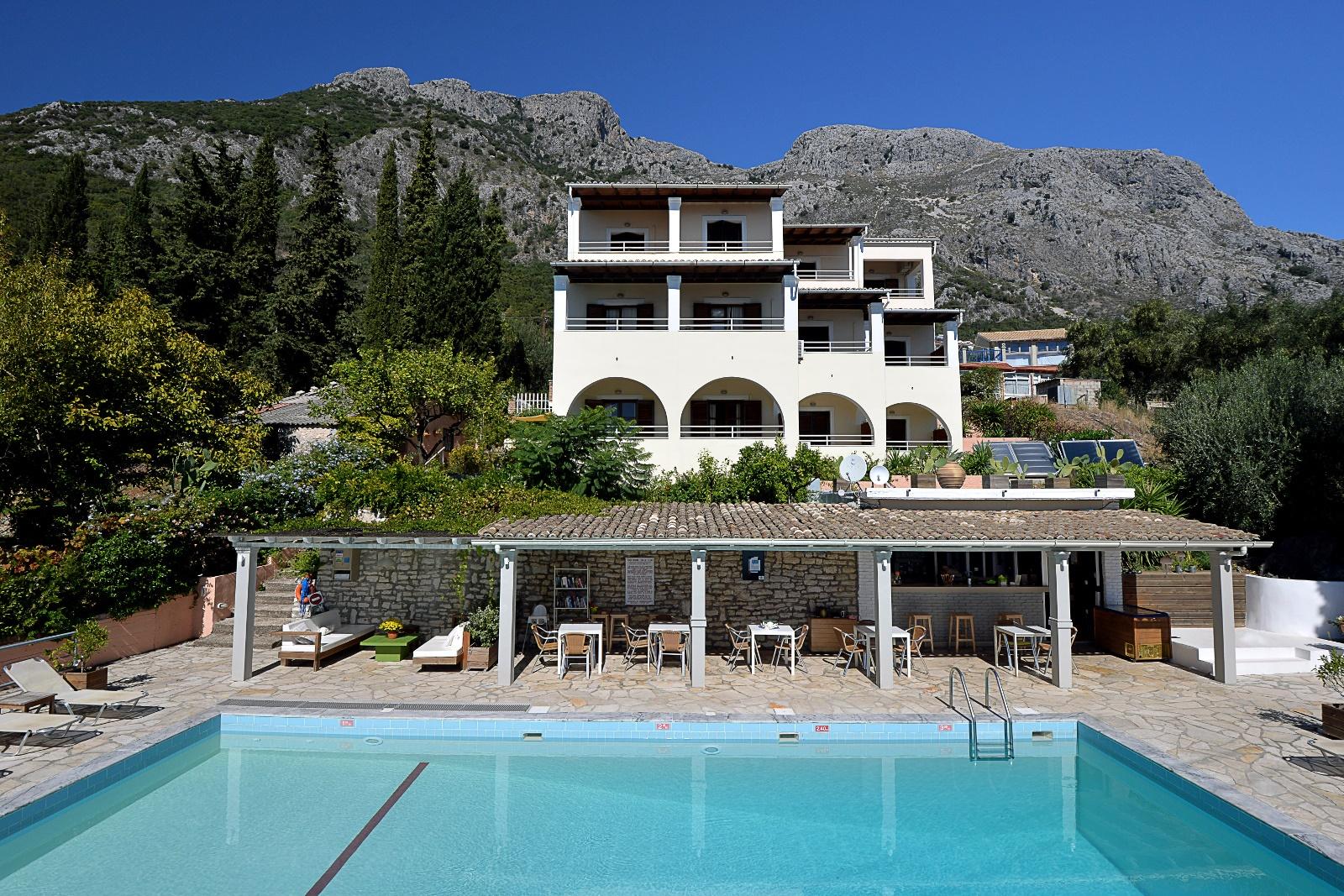 All Inclusive Sun Holidays to Captain's Apartments Barbati