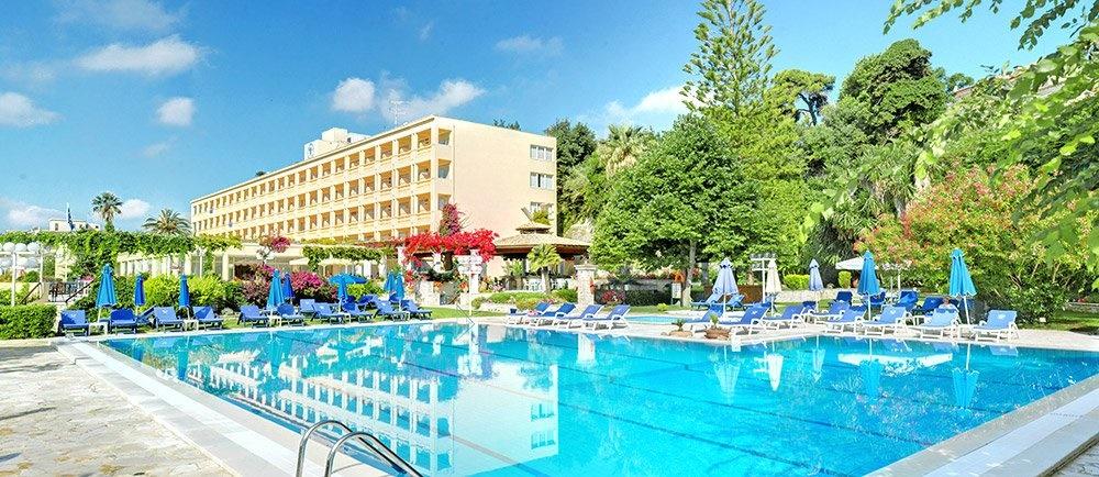 All Inclusive Sun Holidays to Corfu Palace