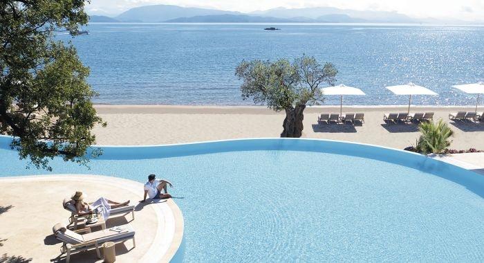 All Inclusive Sun Holidays to Ikos Dassia Hotel