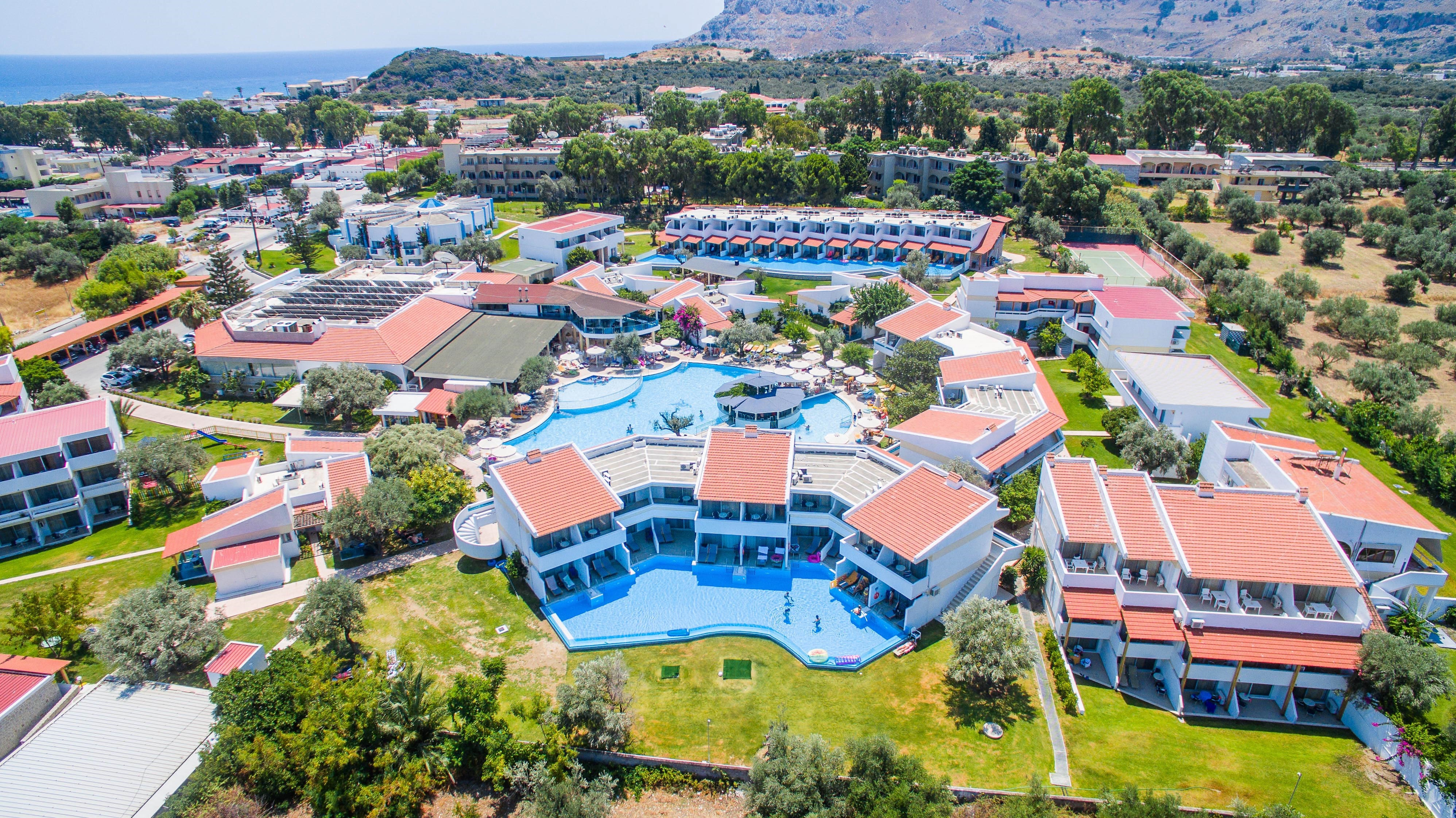 All Inclusive Sun Holidays to Lydia Maris Hotel