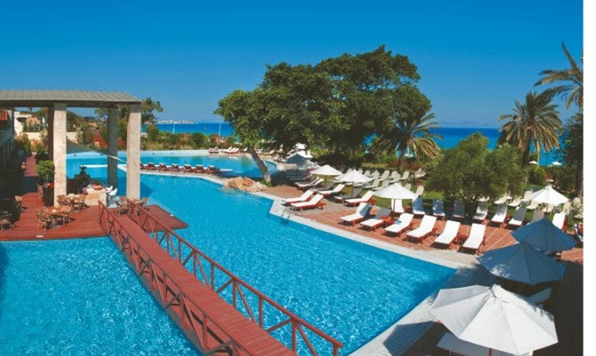 All Inclusive Sun Holidays to Rhodes Bay Hotel & Spa