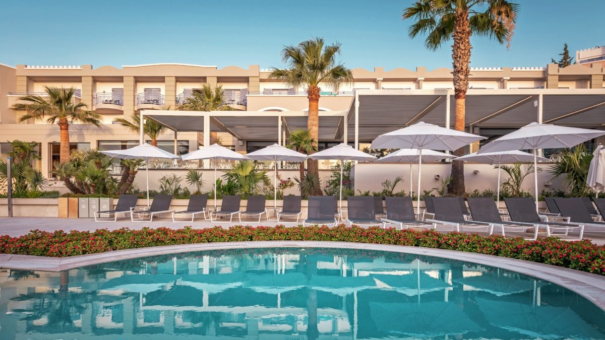 All Inclusive Sun Holidays to Mitsis Rodos Village Beach