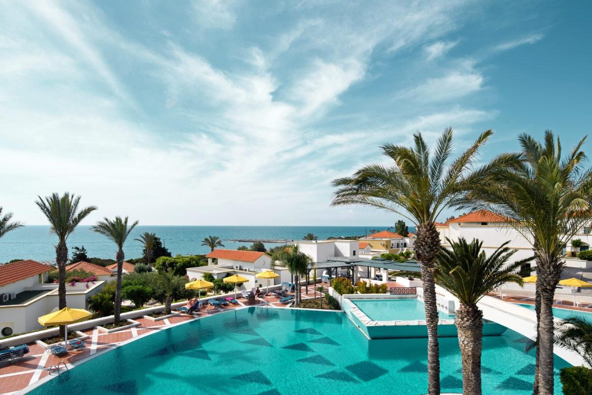 All Inclusive Sun Holidays to Mitsis Rodos Maris Resort & Spa