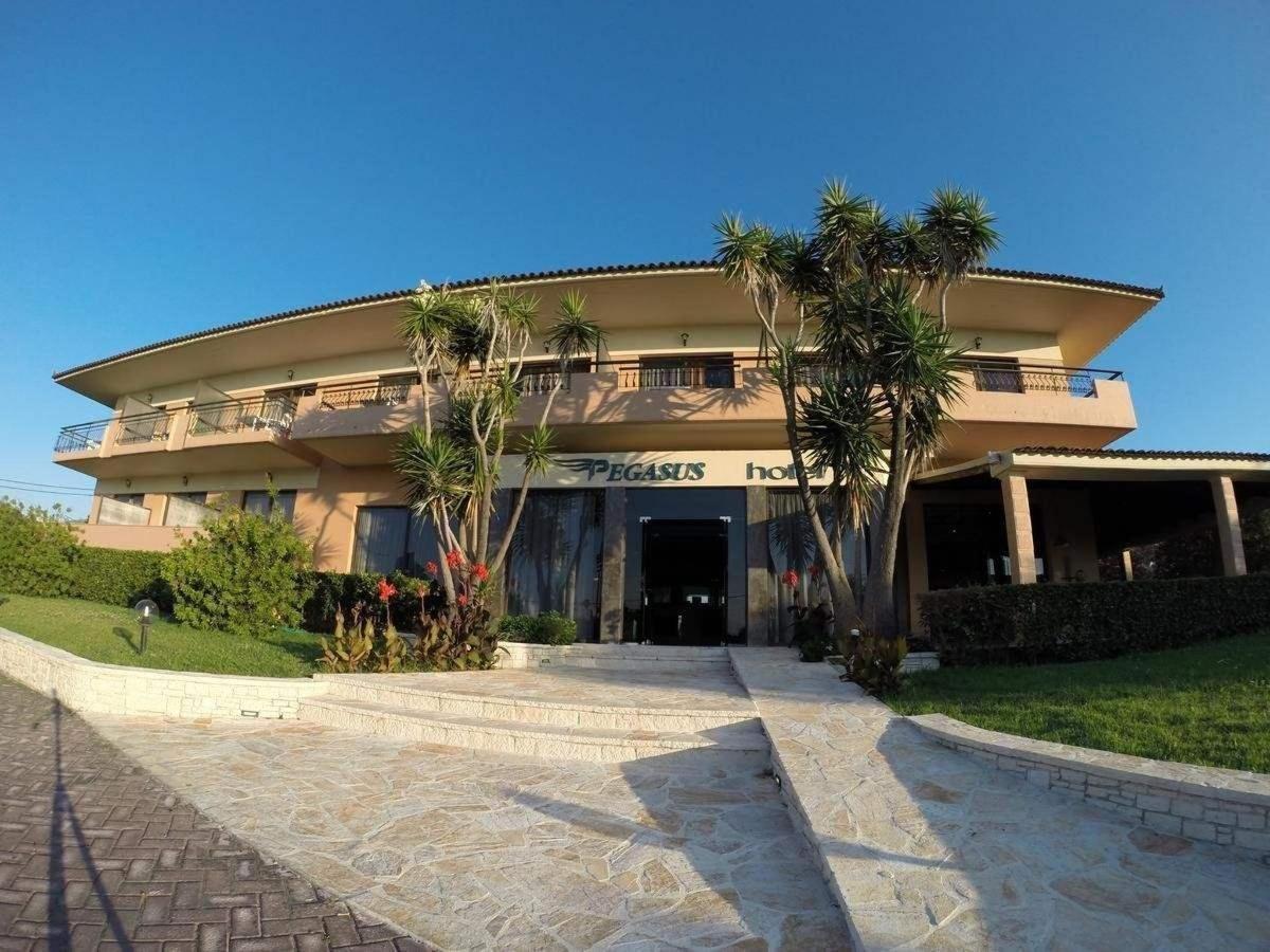 All Inclusive Sun Holidays to Pegasus Hotel
