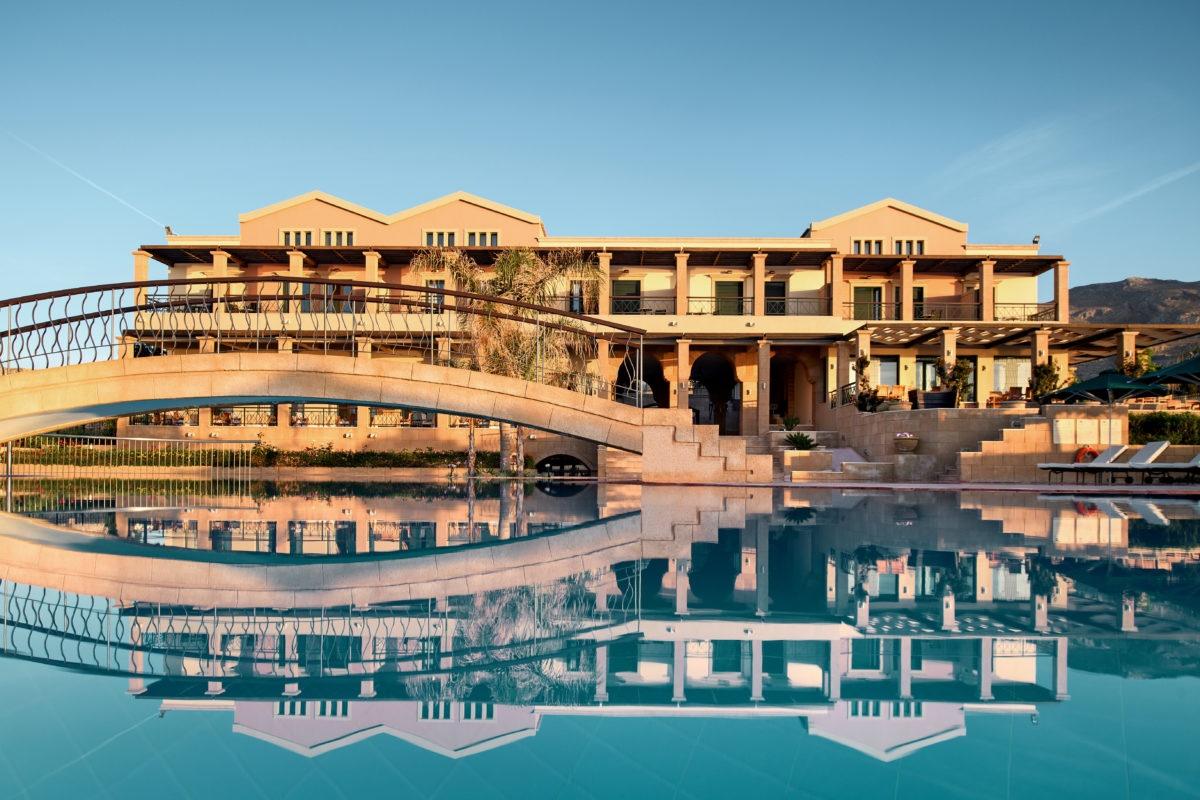 All Inclusive Sun Holidays to Mitsis Lindos Memories Resort & Spa