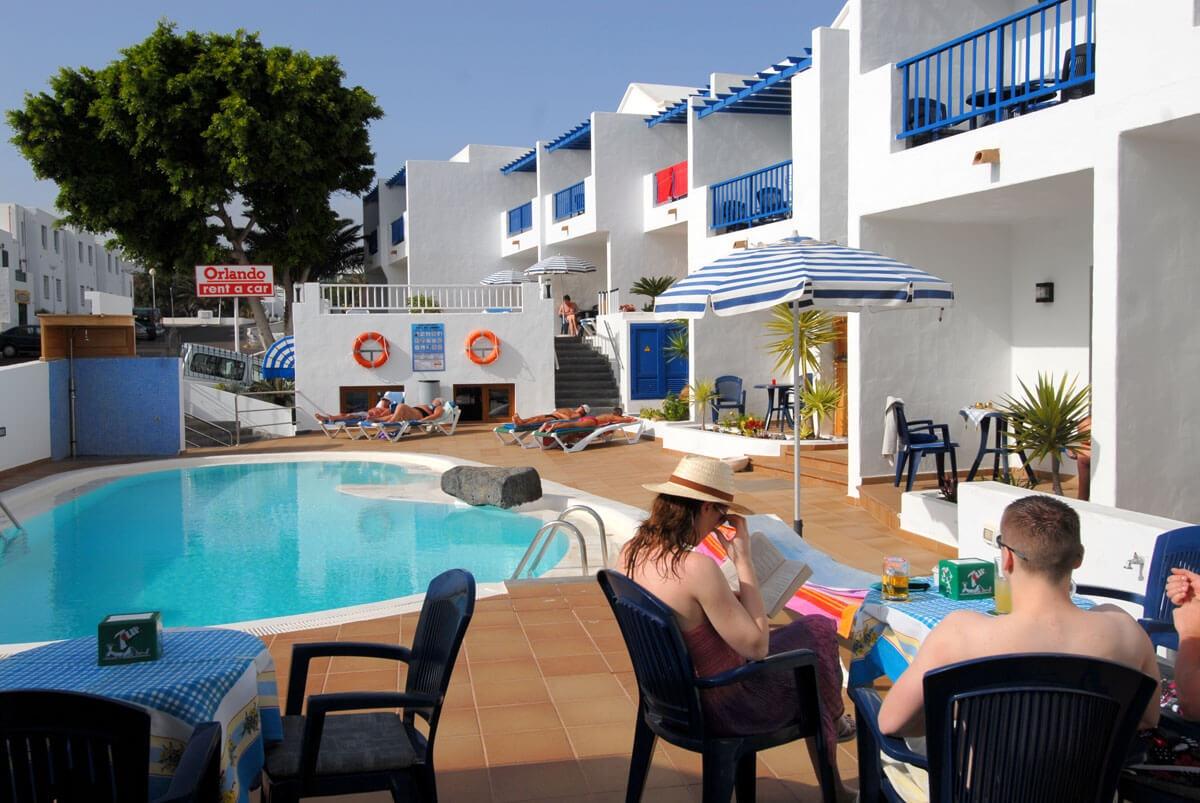 All Inclusive Sun Holidays to Isla de Lobos Apartments