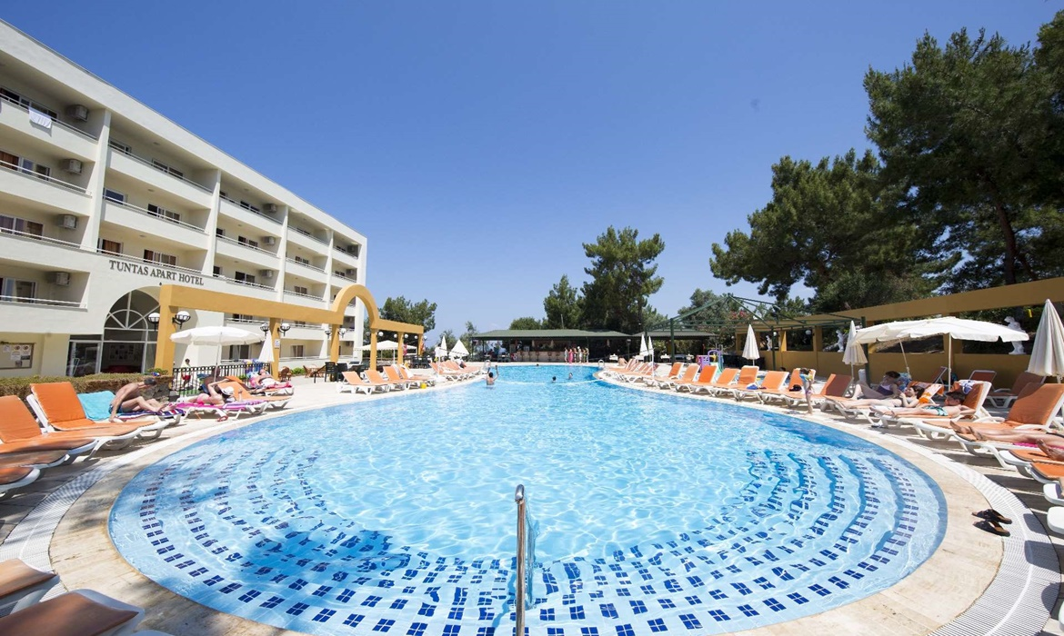 All Inclusive Sun Holidays to Tuntas Family Suites