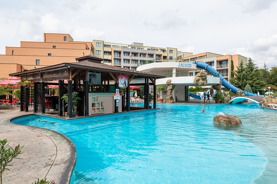 All Inclusive Sun Holidays to Trakia Plaza Hotel