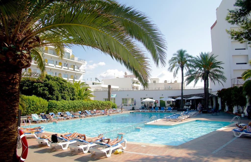 All Inclusive Sun Holidays to Tropical Ibiza Hotel