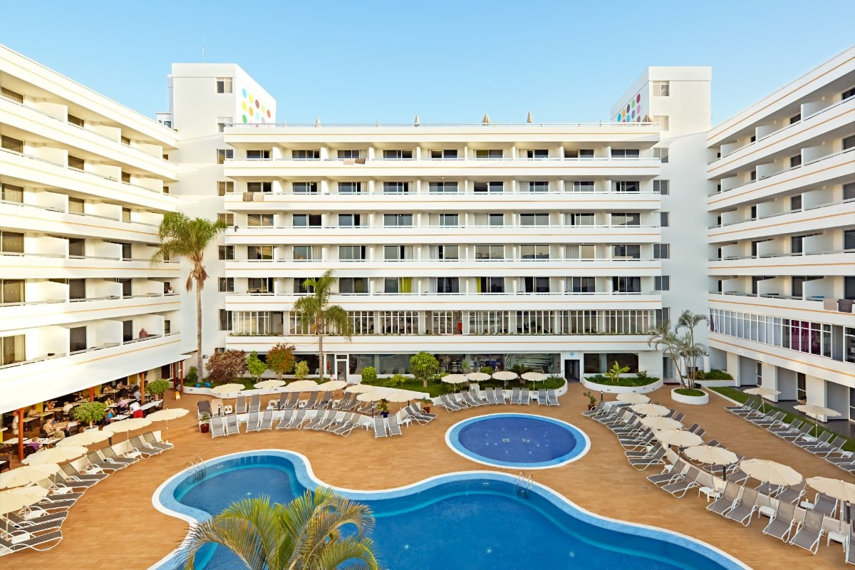 All Inclusive Sun Holidays to Coral Suites & Spa Aparthotel