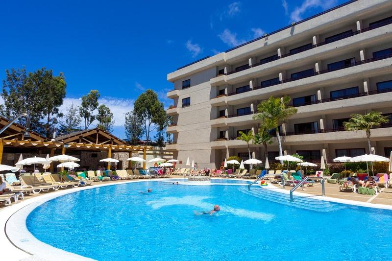 All Inclusive Sun Holidays to GF Fanabé Hotel