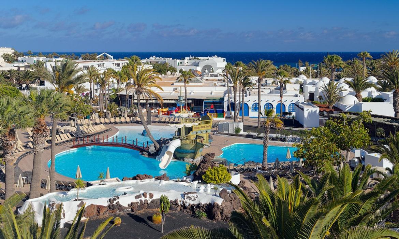 All Inclusive Sun Holidays to H10 Suites Lanzarote Gardens