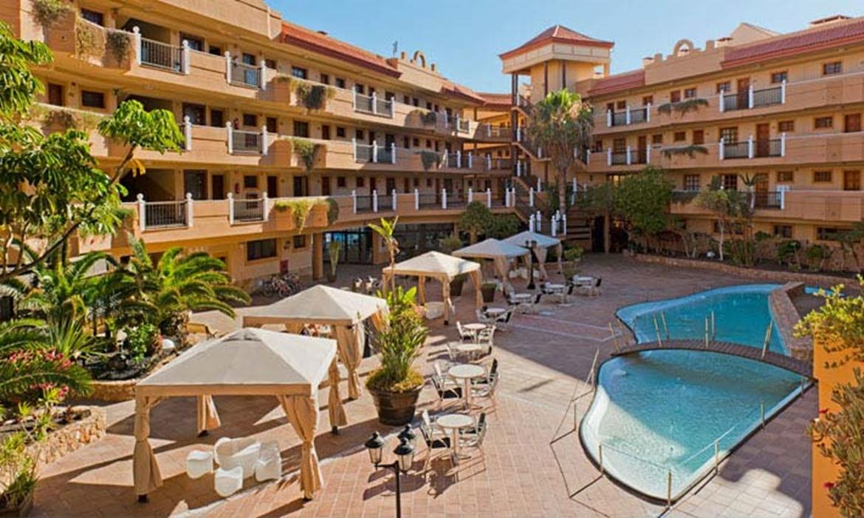 All Inclusive Sun Holidays to Suite Hotel Elba Castillo San Jorge & Antigua