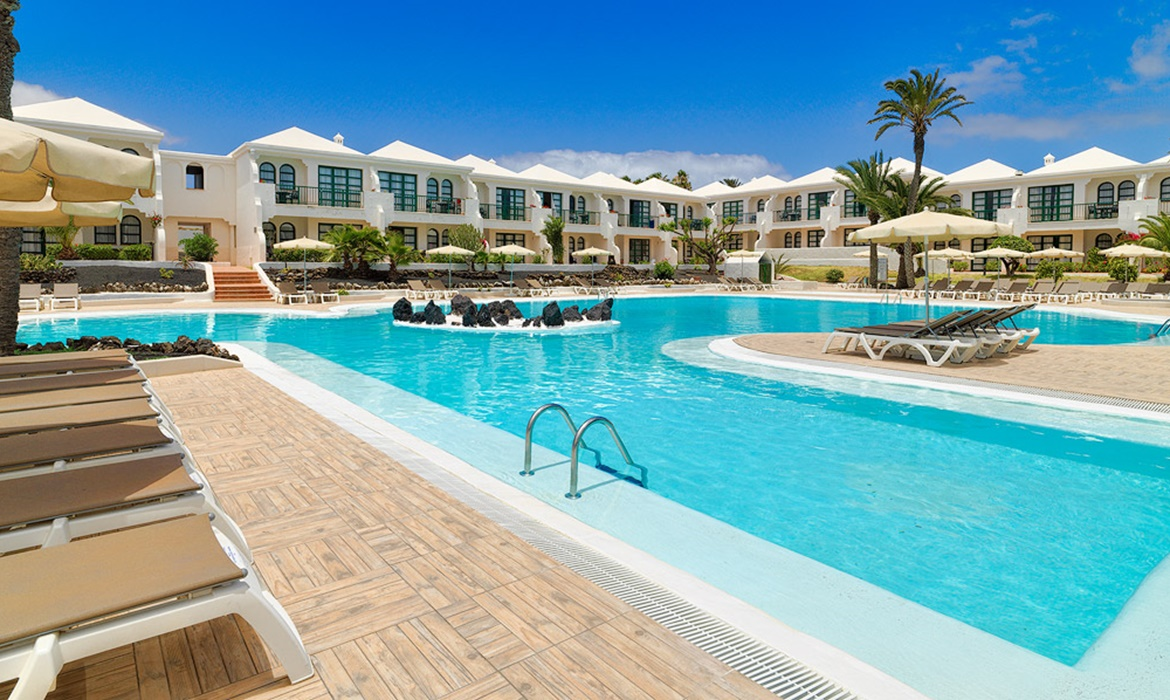 All Inclusive Sun Holidays to H10 Ocean Suites Hotel