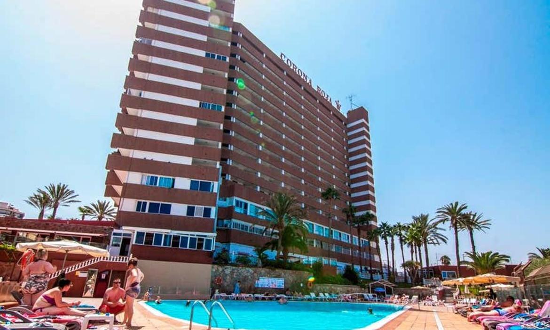 All Inclusive Sun Holidays to Corona Roja Apartments