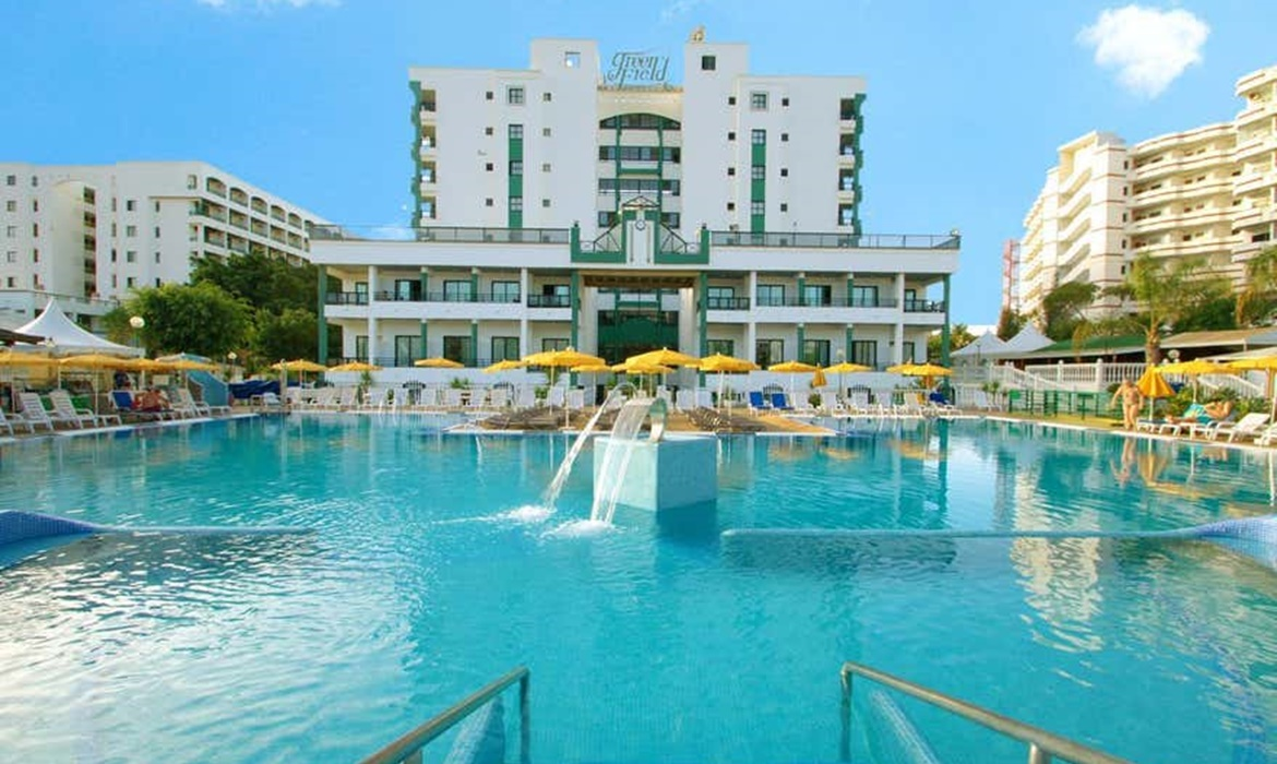 All Inclusive Sun Holidays to Green Field Aparthotel