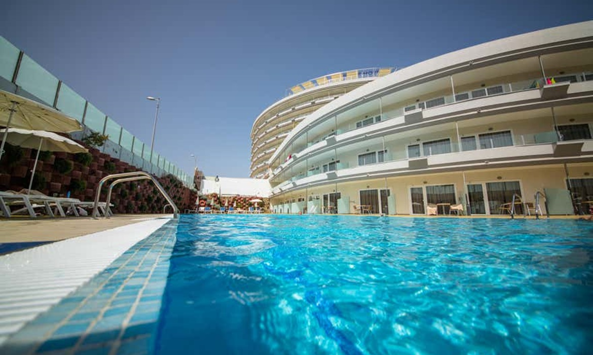 All Inclusive Sun Holidays to HL Suitehotel Playa Del Ingles