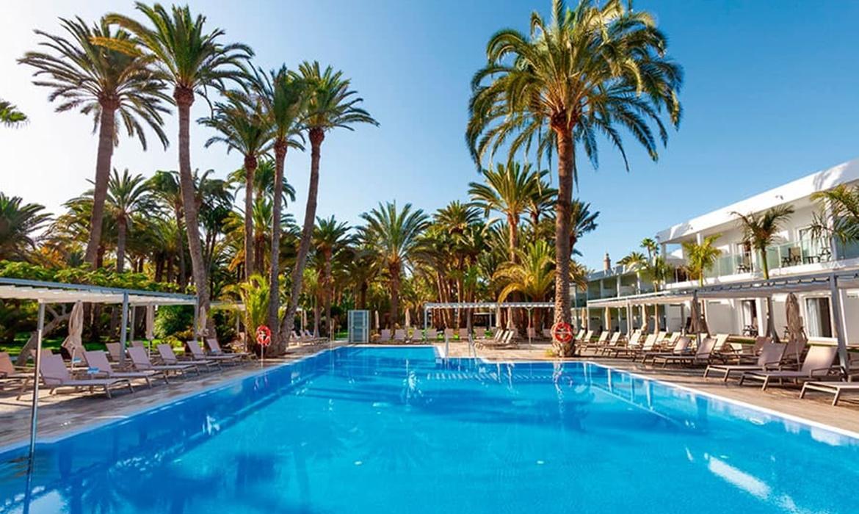 All Inclusive Sun Holidays to Riu Grand Palace Maspalomas Oasis
