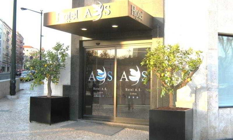 All Inclusive Sun Holidays to A.S. Lisboa Hotel