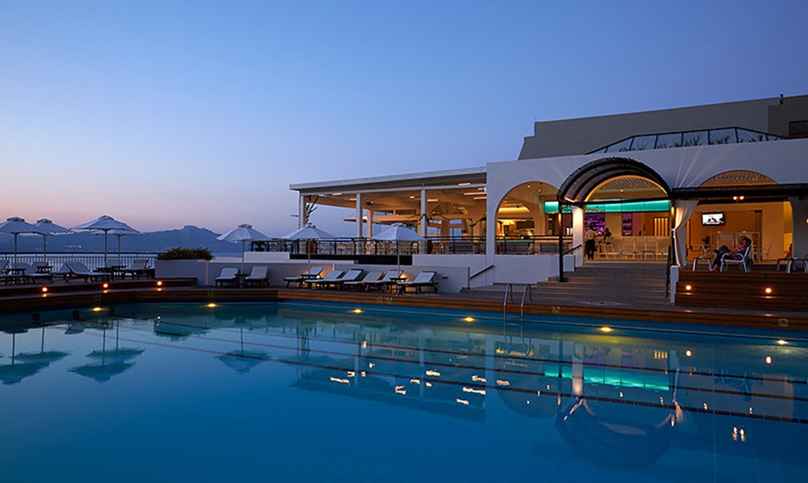 All Inclusive Sun Holidays to Lindos Mare Hotel