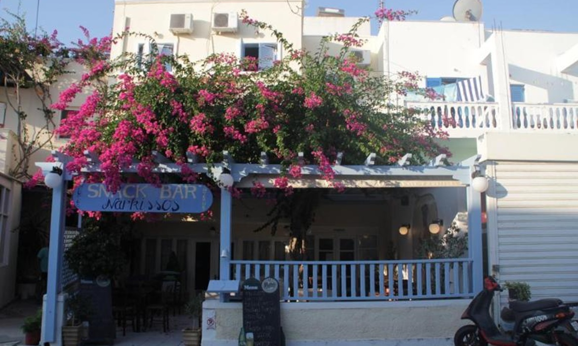 All Inclusive Sun Holidays to Narkissos  Hotel