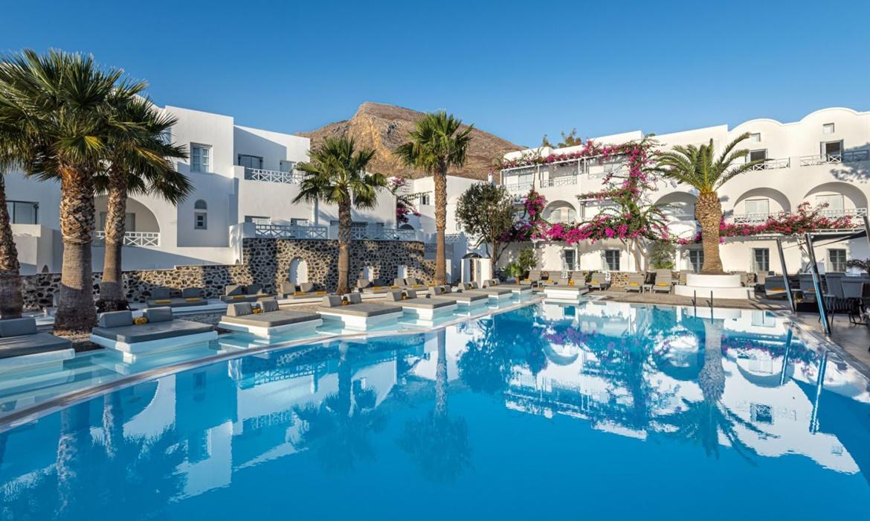 All Inclusive Sun Holidays to Santorini Kastilli Resort