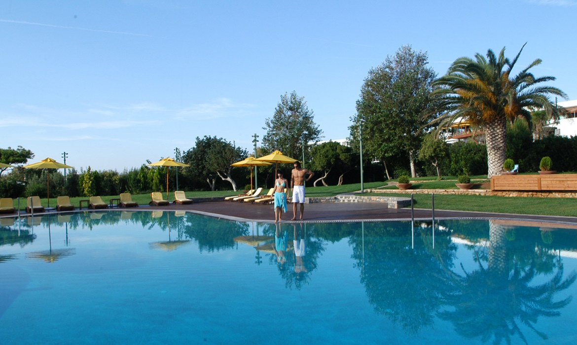 All Inclusive Sun Holidays to Grand Resort Lagonissi