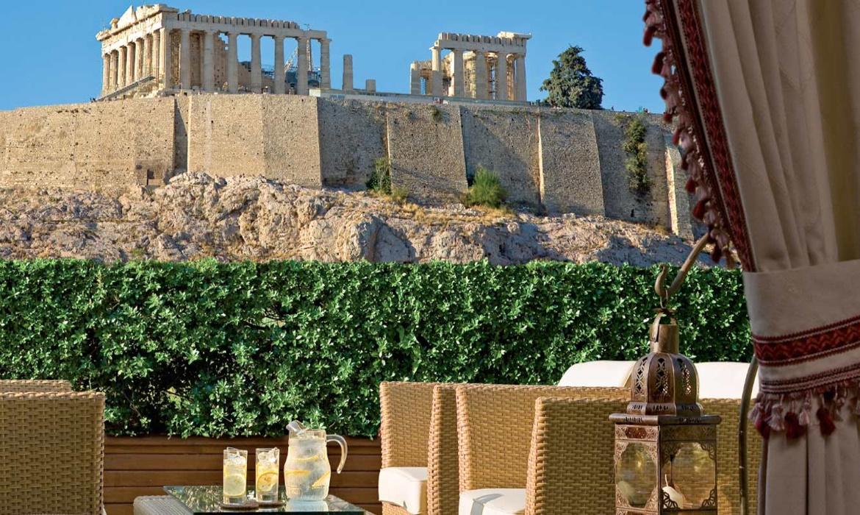 All Inclusive Sun Holidays to Divani Palace Acropolis