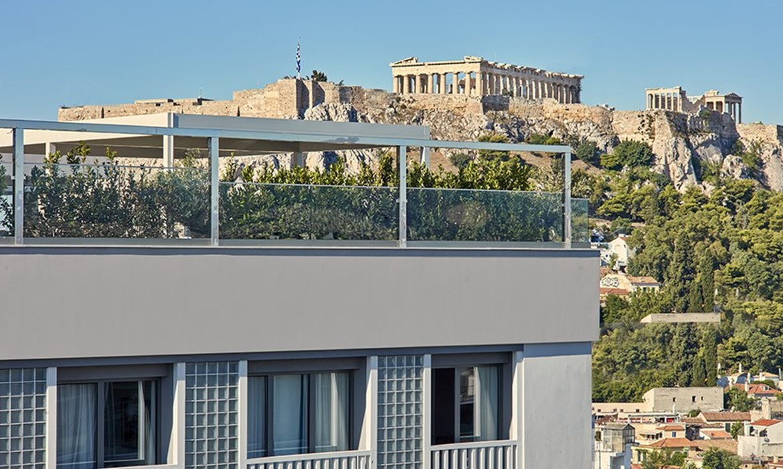 All Inclusive Sun Holidays to Electra Metropolis Athens
